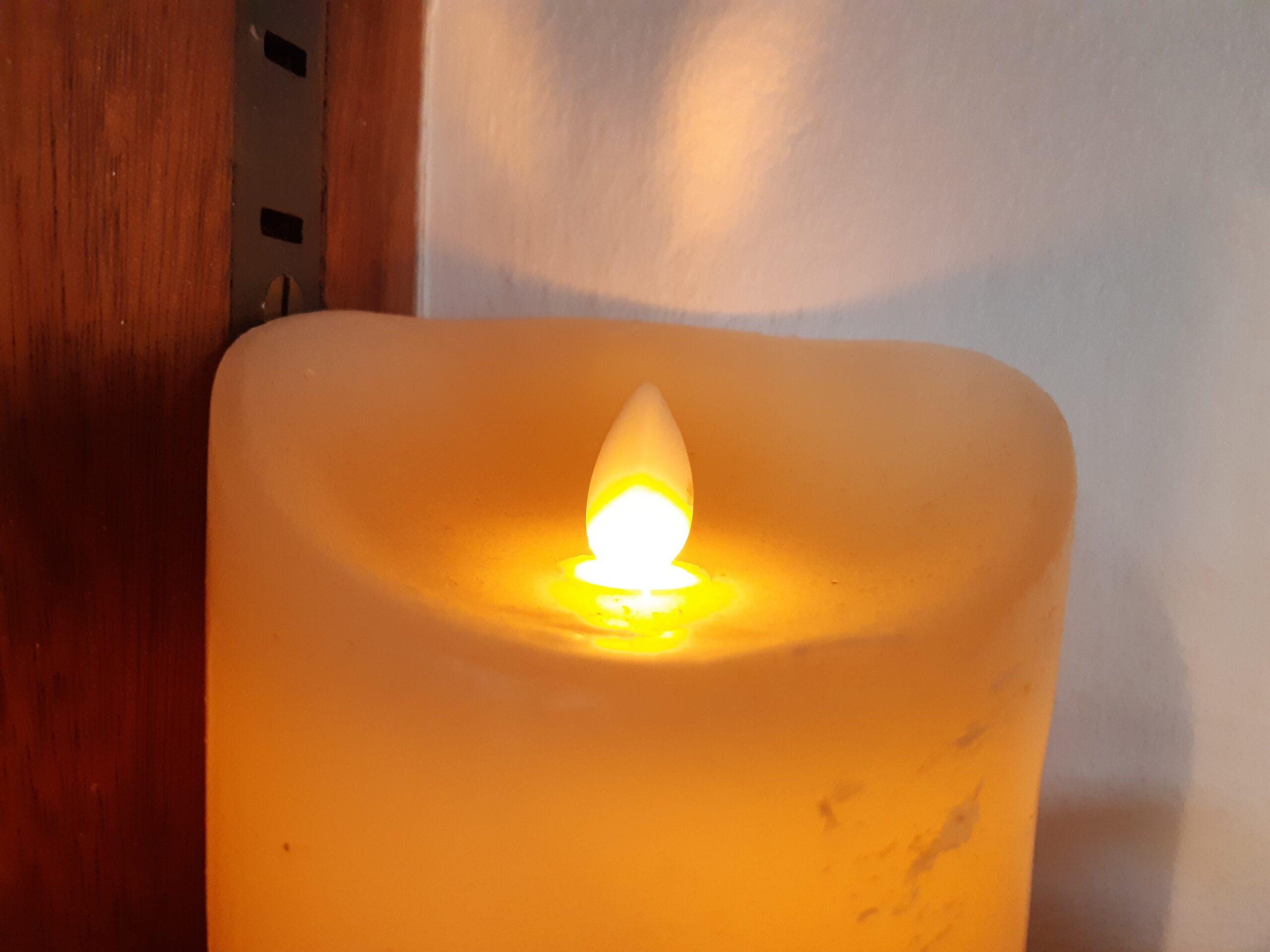 This little light of mine …