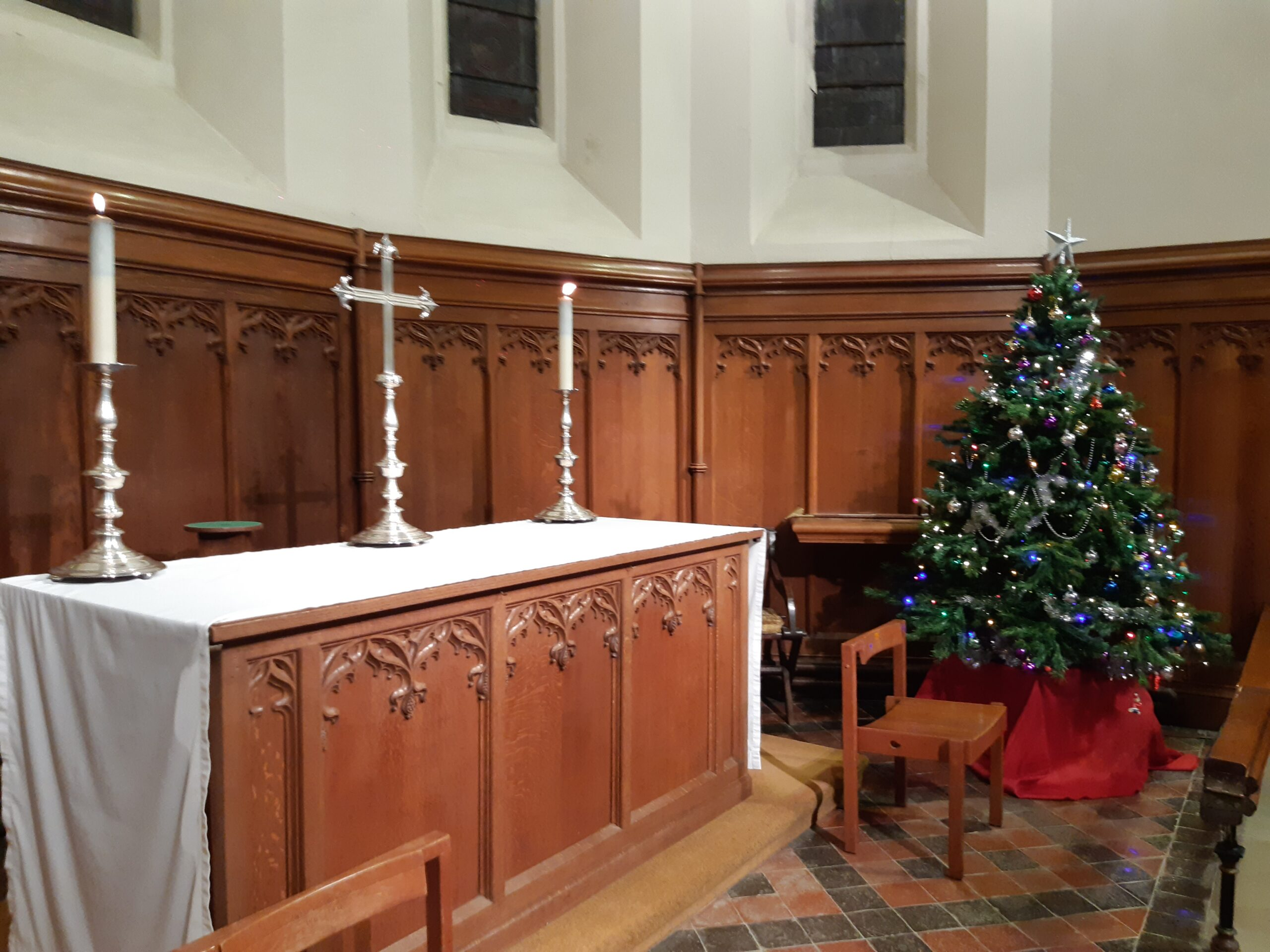 27th December 9.30am Order of Service.