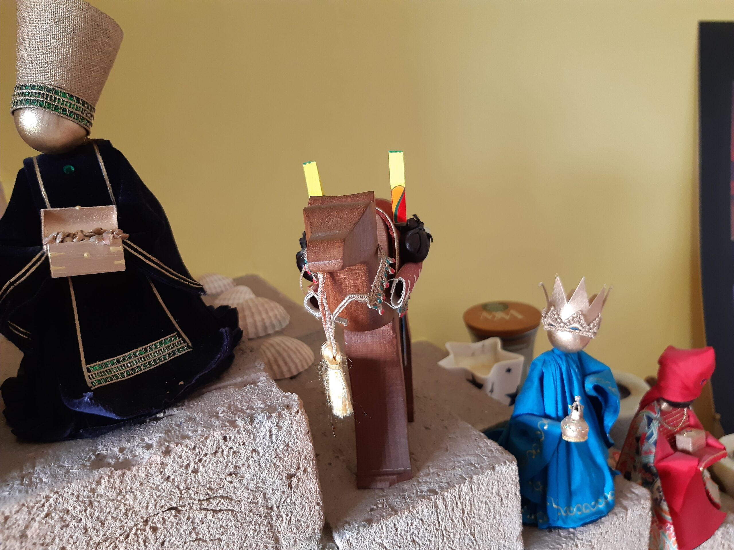 Baby Jesus – not a cute gift